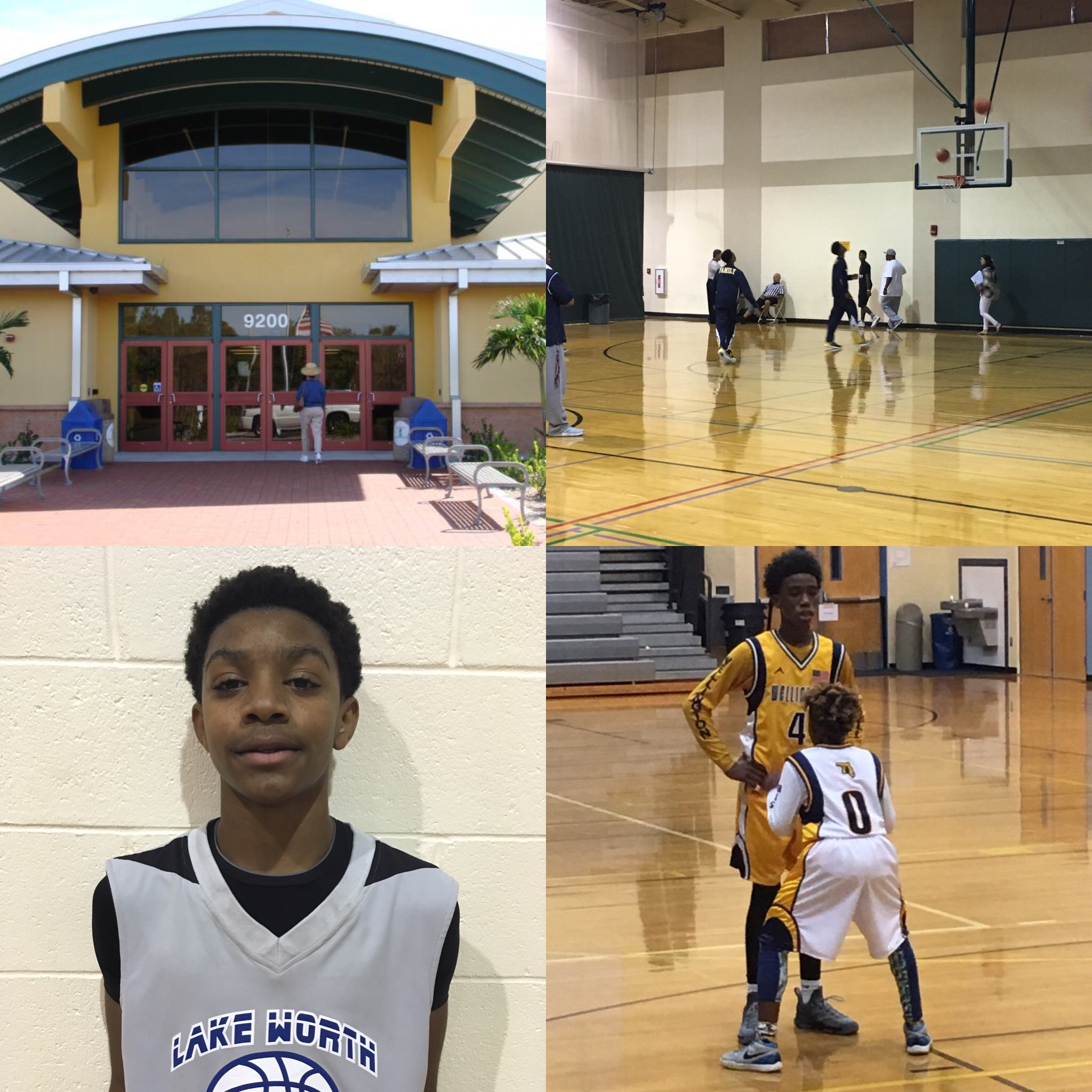 Grade School Travel Season Kicked Into Full Gear This Past Weekend In Fort Myers FL As Tony Perkins Hosted His Now Annual Early AAU Event For
